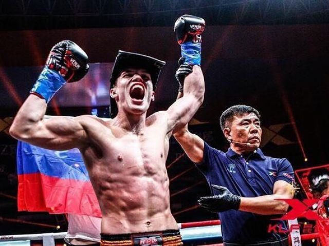 Нижегородец Артем Пашпорин выступит на Kunlun Fight-65