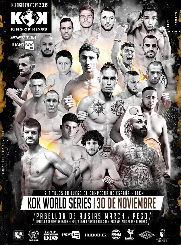 KOK World Series in Spain