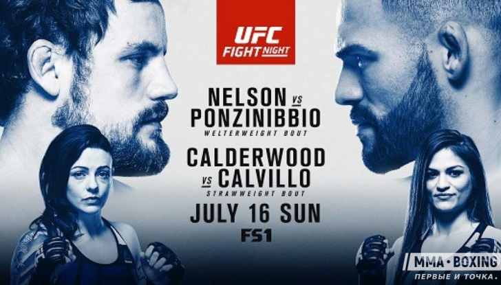 UFC Fight Night 113 пройдет 16 июля в Шотландии