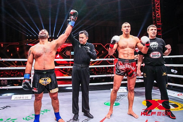 KUNLUN FIGHT 69: результаты